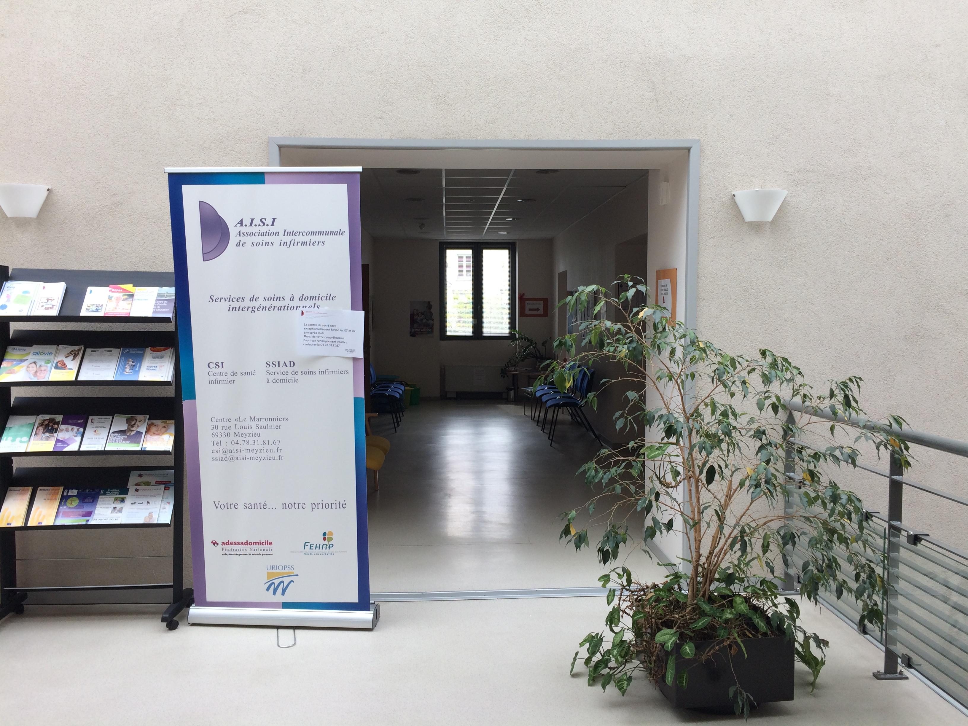 Actualités  AISI  Association Intercommunale de Soins Infirmiers